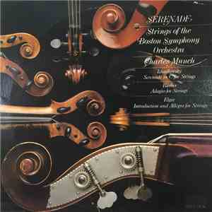 Tchaikovsky, Barber, Elgar, Charles Munch, Boston Symphony Orchestra - Serenade mp3 play