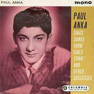 "Paul Anka - Paul Anka Sings Songs From ""Girls' Town"" And Other Successes mp3 play"