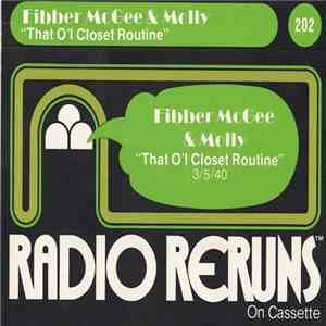 Fibber McGee & Molly - That O'l Closet Routine 3/5/40 mp3 play