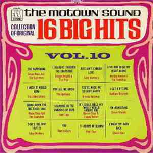 Various - The Motown Sound - 16 Big Hits Vol. 10 mp3 play