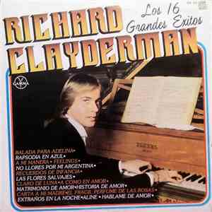 Richard Clayderman - Los 16 Grandes Exitos mp3 play