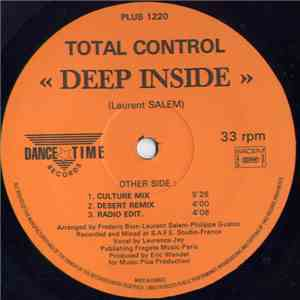 Total Control  - Deep Inside mp3 play