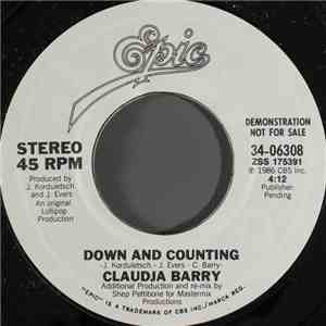 Claudja Barry - Down And Counting mp3 play