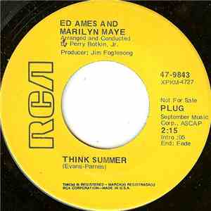 Ed Ames And Marilyn Maye - Think Summer mp3 play