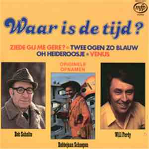 Various - Waar Is De Tijd? mp3 play