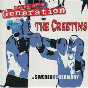 Voice Of A Generation and The Creetins - ...In Sweden Vs Germany mp3 play