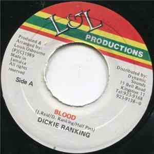 Dicky Ranking - Blood mp3 play