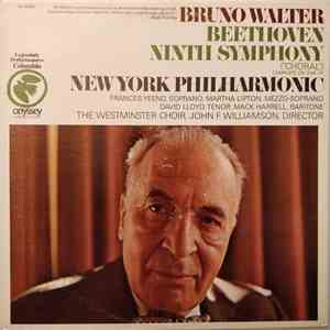 "Beethoven / New York Philharmonic, Bruno Walter, The Westminster Choir - Symphony No. 9 In D Minor, Op. 125 (""Choral"") mp3 play"