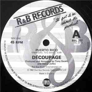 Découpage - Puerto Rico mp3 play