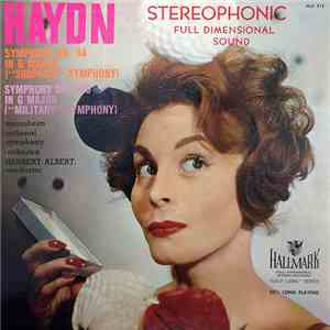 "Haydn / The Mannheim National Symphony Orchestra / Herbert Albert - Symphony No. 94 In G Major (""Surprise"" Symphony) / Symphony No. 100 In G Major (""Military"" Symphony) mp3 play"