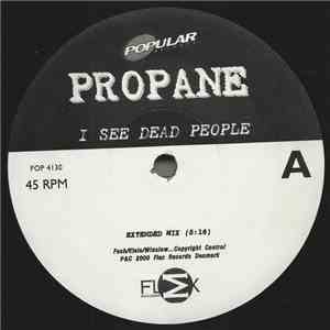 Propane  - I See Dead People mp3 play