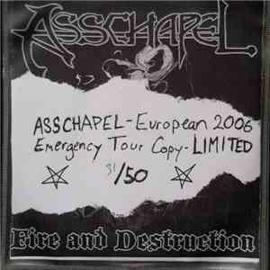 Asschapel - Fire And Destruction mp3 play