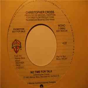 Christopher Cross - No Time For Talk mp3 play