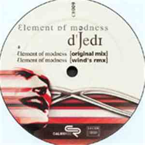 D'Jedi - Element Of Madness mp3 play