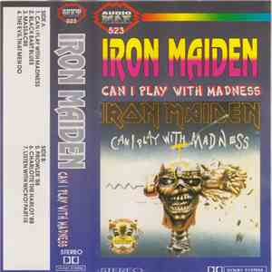 Iron Maiden - Can I Play With Madness - The Evil That Men Do mp3 play