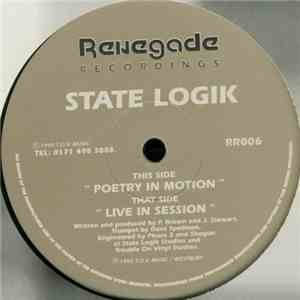 State Logik - Poetry In Motion / Live In Session mp3 play