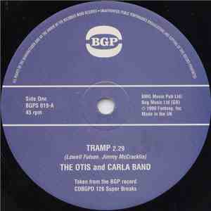 The Otis And Carla Band / Louise McCord - Tramp / Better Get A Move On mp3 play