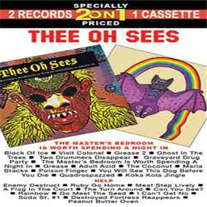 Thee Oh Sees - The Master's Bedroom Is Worth Spending A Night In/Help mp3 play
