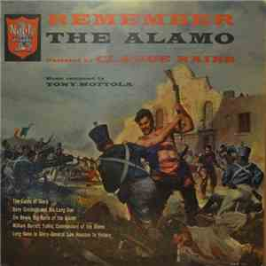 Claude Rains - Remember The Alamo mp3 play