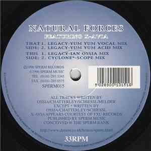 Natural Forces  Featuring X-Avia - Legacy mp3 play