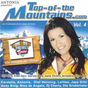Various - Top Of The Mountains (Die Besten Der Berge Vol. 4)