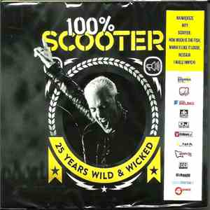 Scooter - 100% Scooter (25 Years Wild & Wicked) mp3 play