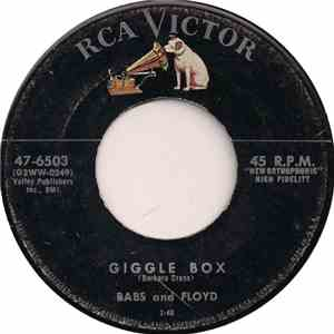 Babs And Floyd, Babs And Floyd - Giggle Box / Do You Love Me? mp3 play