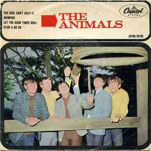 The Animals - The Girl Can't Help It mp3 play