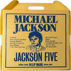 Michael Jackson, Jackson Five - Michael Jackson - Jackson Five 8LP Box mp3 play
