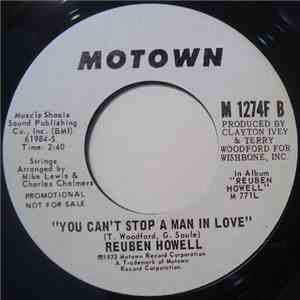Reuben Howell - You Can't Stop A Man In Love mp3 play